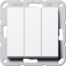 Gira Taster 3-fach (284403)