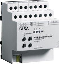 Gira Funk-Schaltaktor 4-fach (115500)