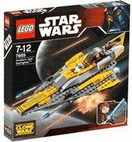 LEGO Star Wars 7669 Anakins Jedi Starfighter