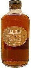 Nikka Whisky Pure Malt White 0,5l 43%