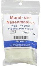 PARAM MUnd- und Nasenmaske weiss (10 Stk.)
