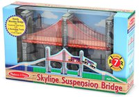 Melissa & Doug Skyline Suspension Bridge (626)