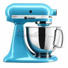 KitchenAid Artisan Küchenmaschine Kristallblau 5KSM150PS ECL