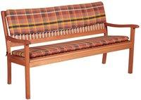 Doppler Bankauflage Rückenteil 110 x 30 cm (2-Sitzer)