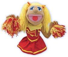 Melissa & Doug Cheerleader Puppe