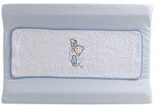 Naf Naf Wickelauflage 45 x 75 cm Design Teddy Azul