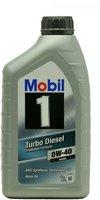 Mobil Oil 1 Turbo Diesel 0W-40 (1 l)