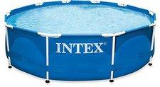 Intex Pools Metal Frame Pool 305 x 76 cm ohne Pumpe (56997)