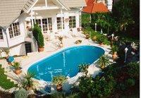 Future Pool Ovalbecken Swim 4,5 x 3,0 x 1,2 m