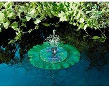 SolarCosa Solarinsel »Lily« Lilienblatt (P056)