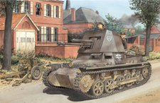 Dragon Models WWII Deutscher Panzerjäger I 4,7 cm PaK Früh (6258)