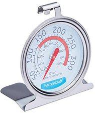 Kitchen Craft Ofenthermometer, Edelstahl