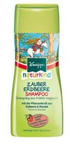 Kneipp Naturkind Zauber Erdbeere Shampoo