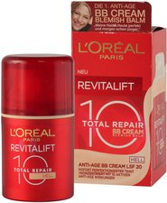 Loreal Revitalift Total Repair 10 BB Cream - Light