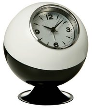 Premier Housewares Retro Alarm Clock Ball