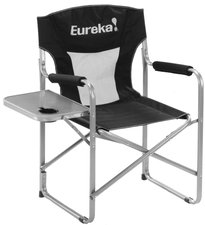 Eureka! Directors Chair With Side Table