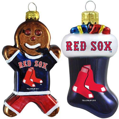Boston Red Sox Christbaumkugeln