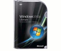 Microsoft Windows Vista Ultimate Edition OEM 32 bit + SP1