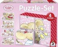 Schmidt Spiele Puzzle Set Lillebi (2x60, 2x100 Teile)