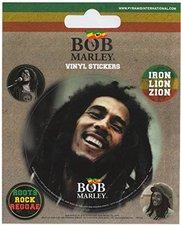 Bob Marley Aufkleber