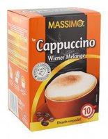 Massimo Cappuccino Wiener Melange 10 Sticks á 15g