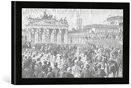 Brandenburger Tor Kunstdruck