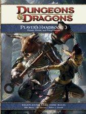 Wizards Dungeons & Dragons - Player's Handbook 3 (englisch)