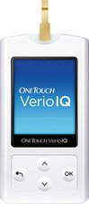 Lifescan One Touch Verio Iq mg/dl