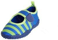 Playshoes Aqua-Schuh Streifen mit UV Schutz (174795)