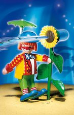 Playmobil 4238 Clown mit Spritzblume