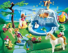 Playmobil 4137 Märchenschlosspark