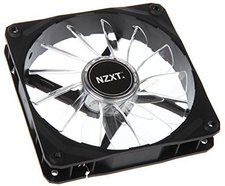 NZXT FZ-120 LED Red 120mm