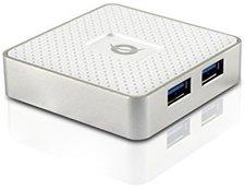 Conceptronic 4-Port USB 3.0 Hub (C4PUSB3)
