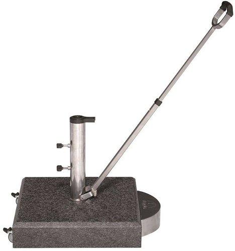 doppler granit schirmsockel follow me g nstig kaufen. Black Bedroom Furniture Sets. Home Design Ideas