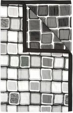 Hagemann Milano Überwurf grau (140 x 210 cm)