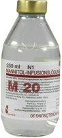 Serumwerk Bernburg Mannitol Infusions-lsg. 20 (250 ml)
