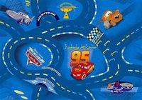 Meubinex Spielteppich Cars