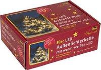 Idena LED-Lichterkette 80er Kupfer (8325060)