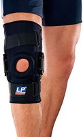 LP Supports Knieorthese mit polyzentrischen Gelenkschienen 710A