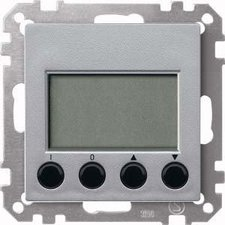 Merten Info-Display, aluminium (MEG6250-0460)
