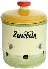 Zeller Keramik Biene Zwiebeltopf