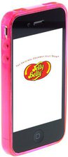 Jelly Belly Scented Case (iPhone 4/4S) Kaugummi