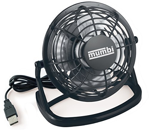mumbi usb ventilator mini usb fan g nstig kaufen. Black Bedroom Furniture Sets. Home Design Ideas