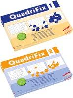 Schubi Verlag Kombipaket QuadriFix - QuadriFix 1 & QuadriFix 2