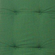 Sun Garden Naxos Relaxliegenauflage 174 x 50 cm (Dessin 50102-21: grün/unifarben)