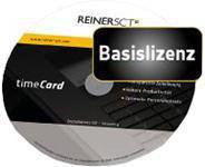 ReinerSCT timeCard 5 Zeiterfassungssoftware (Win)
