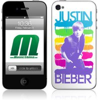 Justin Bieber iPhone Schutzhülle
