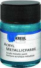 C. Kreul Hobby Line Acryl-Metallicfarbe 50 ml mintgrün