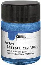 C. Kreul Hobby Line Acryl-Metallicfarbe 50 ml blau