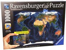 Ravensburger Satellitenweltkarte (1.000 Teile)